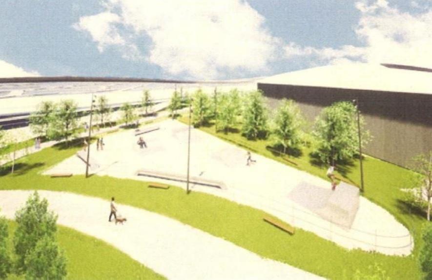 新規計画】堺・原池公園のバーベキュー広場にオープンテラスなど整備 ...